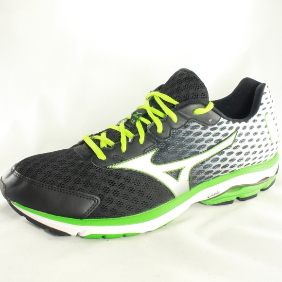 san francisco e2a02 83c85 MIZUNO Men's Wave Rider 18 Running Shoes